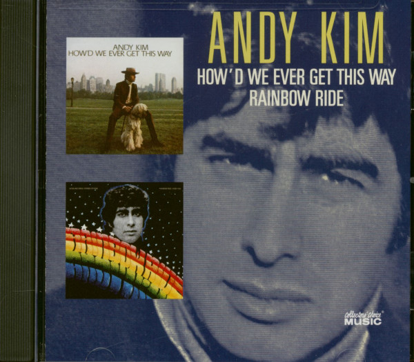 How'd We Ever Get This Way - Rainbow Ride (CD)
