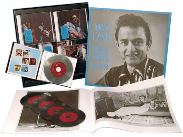 Man In Black 1954-58 Vol.1 (5-CD)