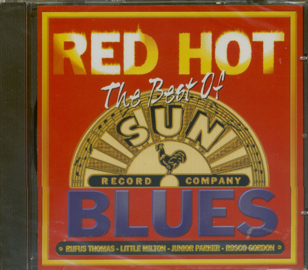 Red Hot - Best Of Sun Blues (CD)
