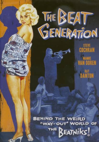 The Beat Generation - 1959 (DVD)