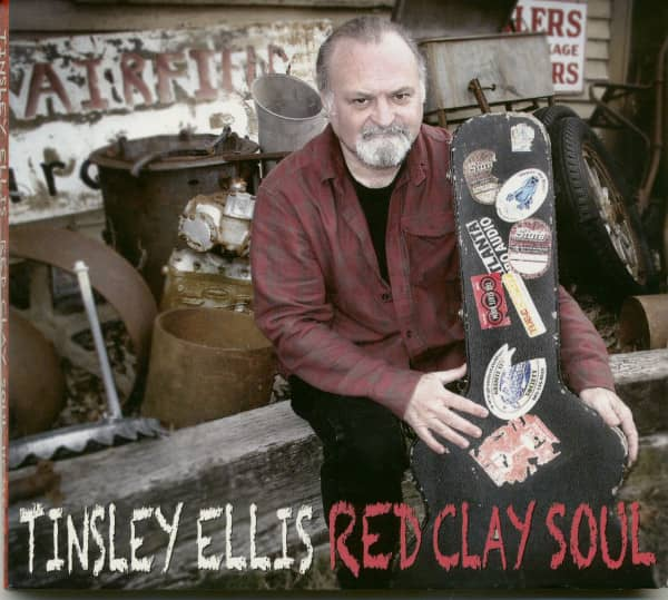 Red Clay Soul (CD)
