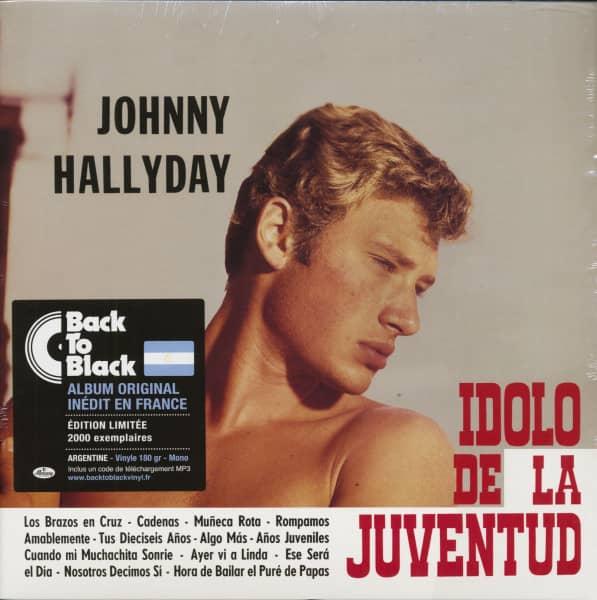 El Idolo De La Juventud (LP & Download, 180g Vinyl, Ltd.)