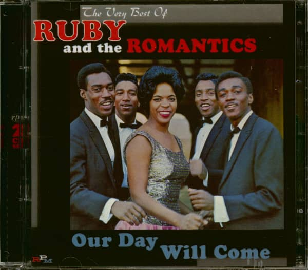 Our Day Will Come - The Very Best Of Ruby & The Romantics (2-CD)