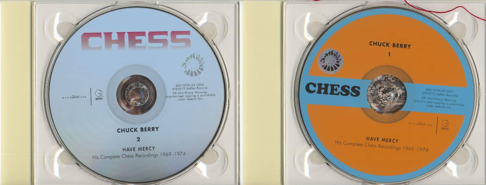 chuck berry cd have mercy complete chess 1969 74 4 cd bear rh bear family com