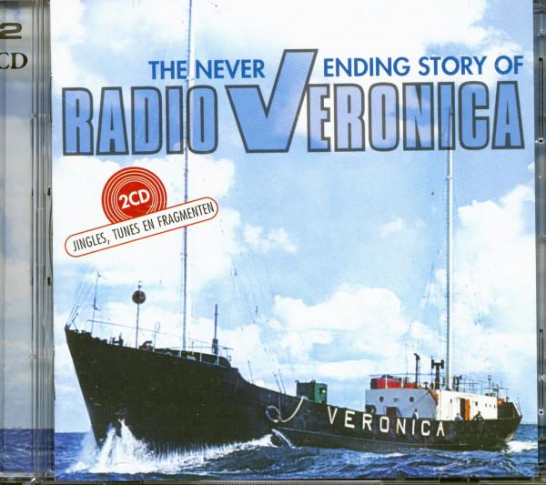 Radio Veronica - Never Ending Story (2-CD)