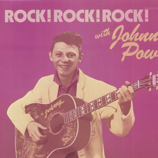 Rock! Rock! Rock! with Johnny Powers (LP)