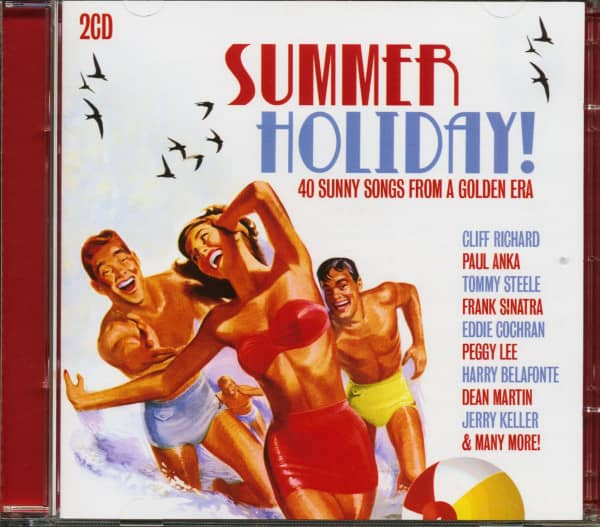 Summer Holiday - 40 Sunny Songs From A Golden Era (2-CD)