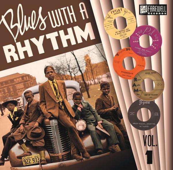 Blues With A Rhythm, Vol.1 (LP, 10inch)