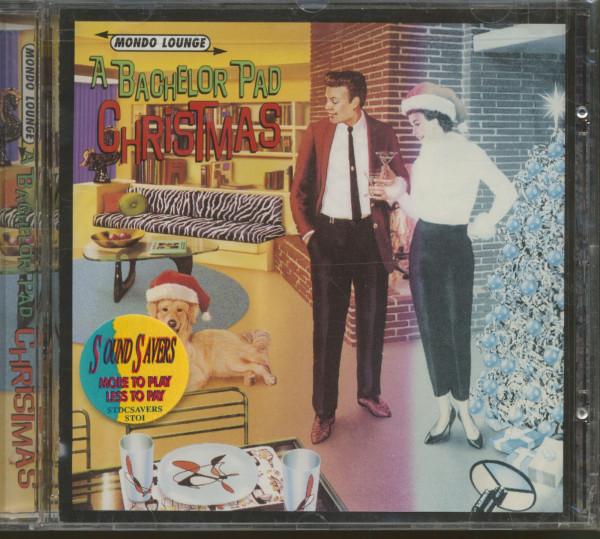 A Bachelor Pad Christmas (CD)