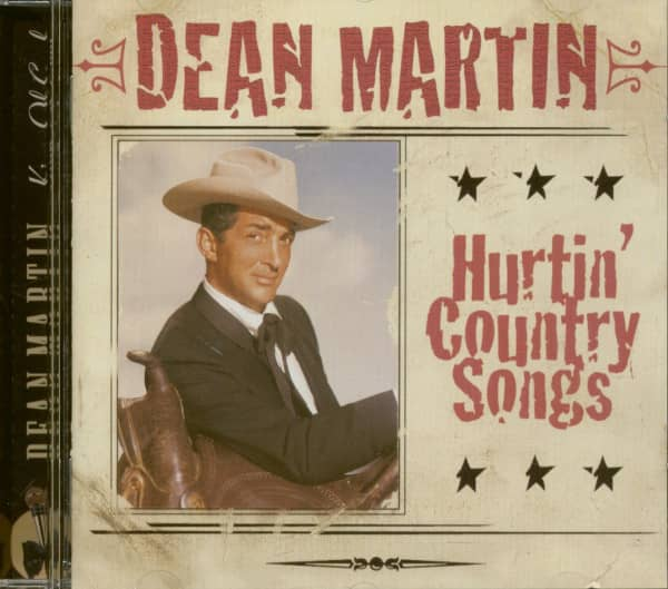 Hurtin' Country Songs (CD)