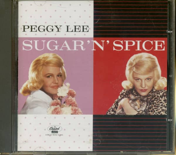 Sugar 'N' Spice (CD)