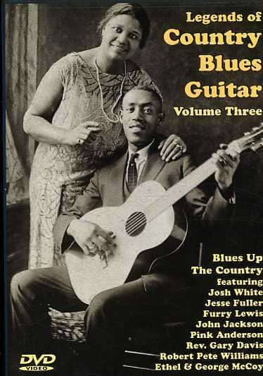 Legends Of Country Blues Guitar Vol.3