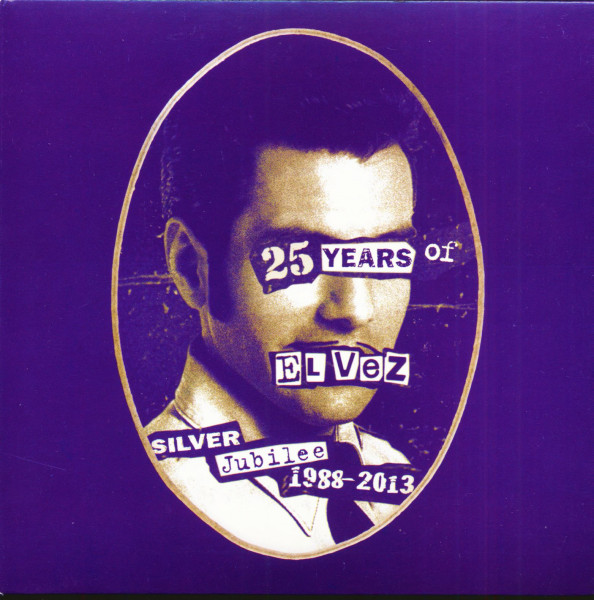 God Save The King - 25 Years Of El Vez (CD, Ltd.)