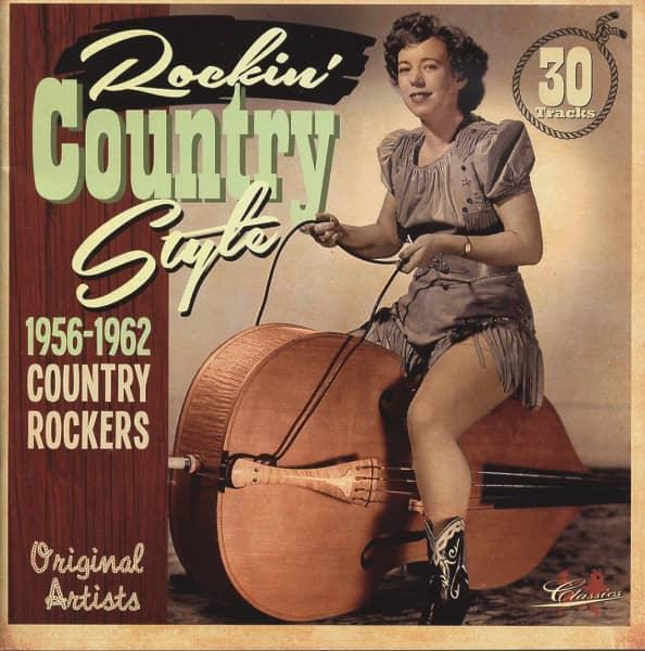 Rockin' Country Style