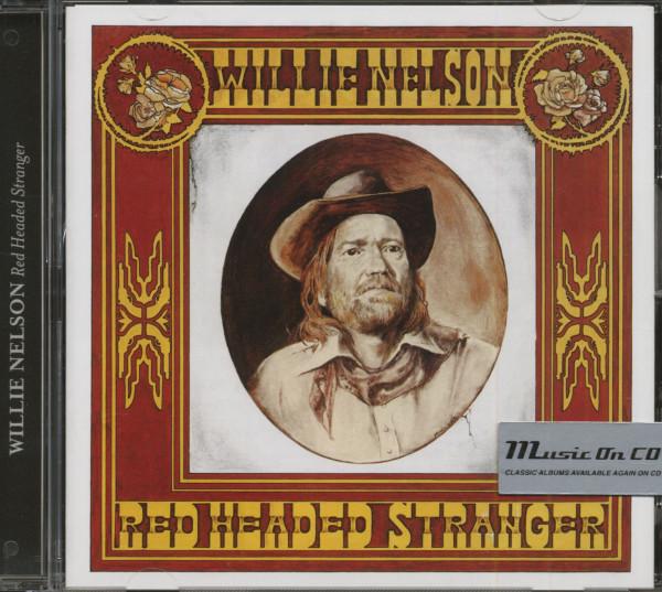 Red Headed Stranger (CD)