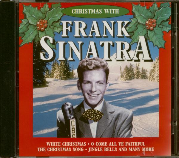 Christmas With Frank Sinatra (CD)