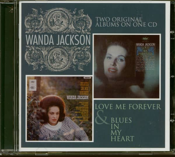 Love Me Forever - Blues In My Heart (CD)