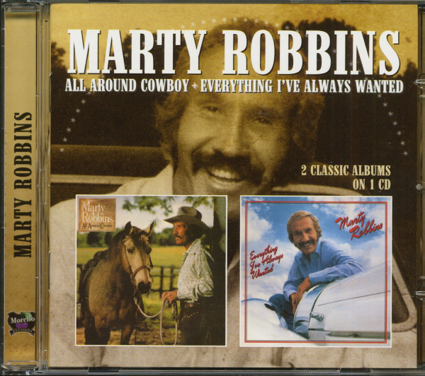 All Around Cowboy - Everything I've Always Wanted (CD)