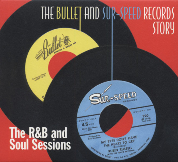 Bullet And Sur-Speed - R&B And Soul Sessions