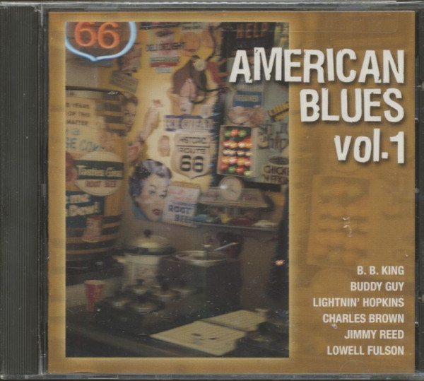 American Blues Vol.1 (CD)