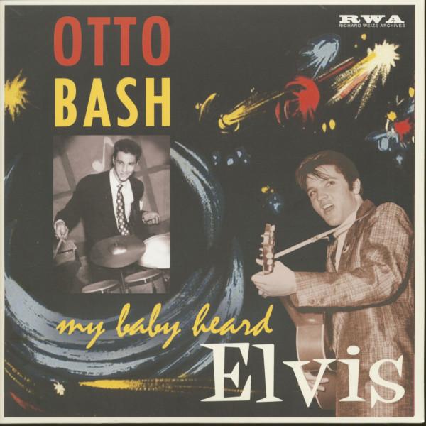 My Baby Heard Elvis (LP, 10inch)
