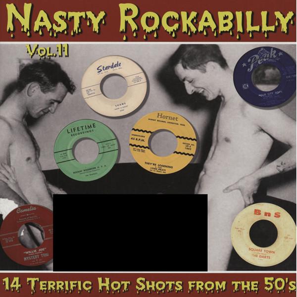 Nasty Rockabilly Vol.11 (Vinyl LP)