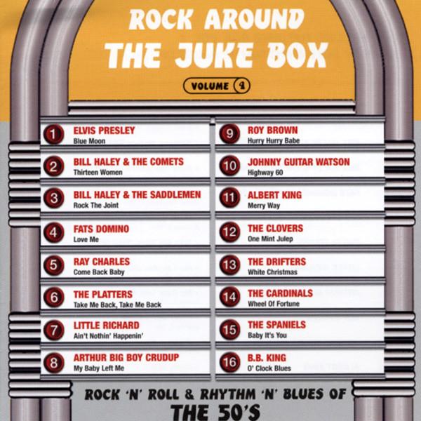 Vol.4, Rock Around The Jukebox