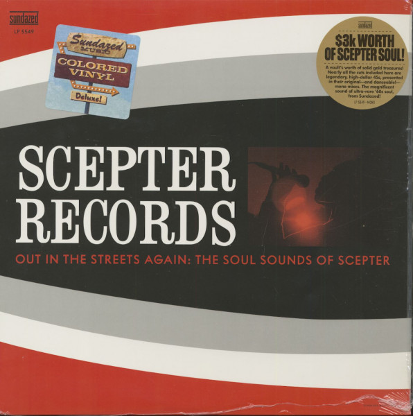 Out In The Streets Again - The Soul Sounds Of Scepter (LP)