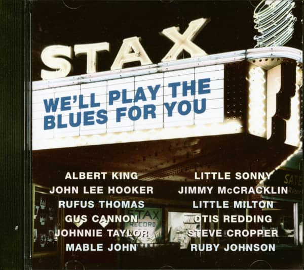 We'll Play The Blues For You (CD)