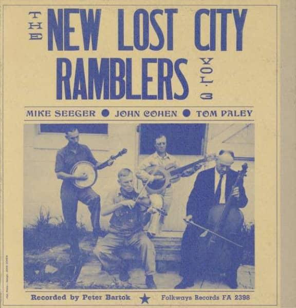 New Lost City Ramblers Vol.3