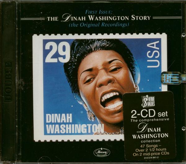 The Dinah Washington Story (2-CD)