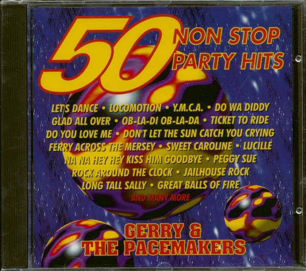 50 Non Stop Party Hits (CD)
