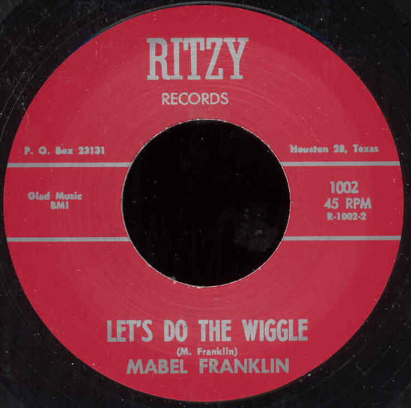 Let's Do The Wiggle - Dream I Had Last .. 7inch, 45rpm