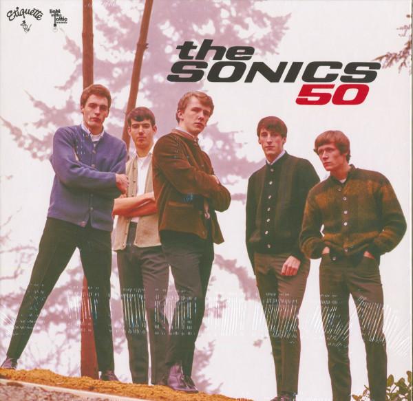 The Sonics 50 (3-LP)