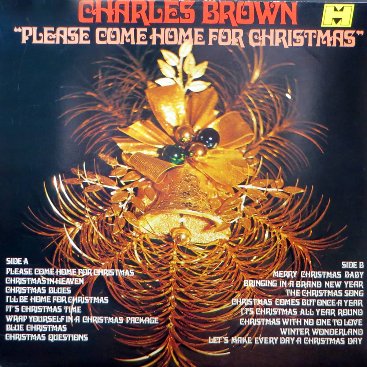 Charles brown please come home for christmas - Charles Brown Lp Please Come Home For Christmas Vinyl Lp Bear Family Records