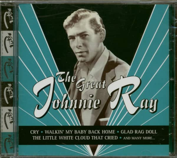 The Great Johnnie Ray (CD)