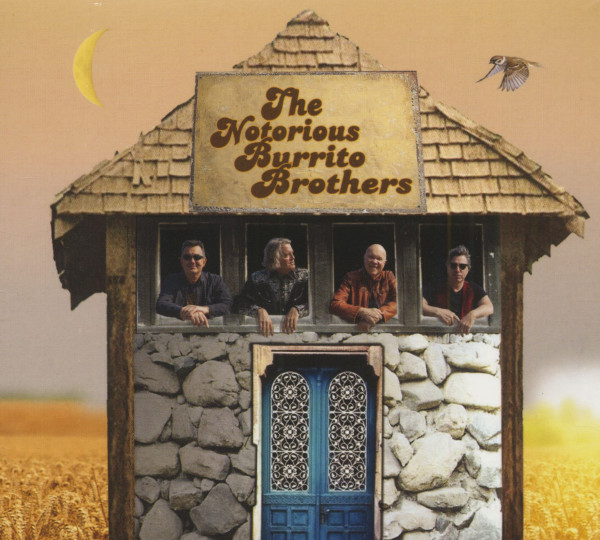 The Notorious Burrito Brothers (CD)