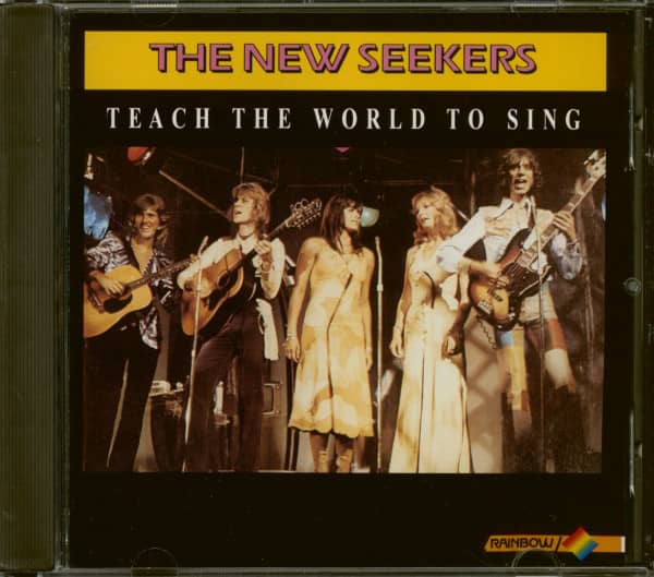 Teach The World To Sing (CD)