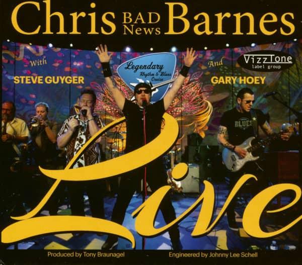 Bad News Live (CD)