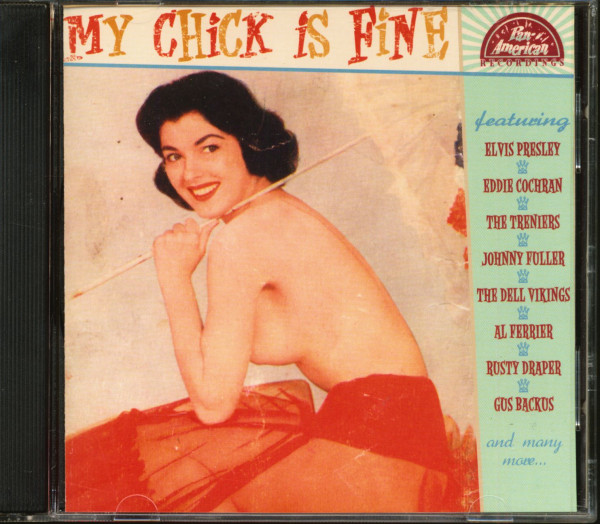 My Chick Is Fine (CD)
