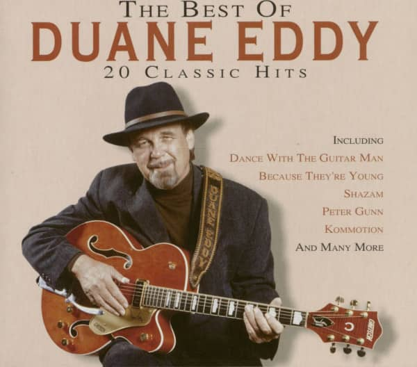 The Best Of Duane Eddy (CD)