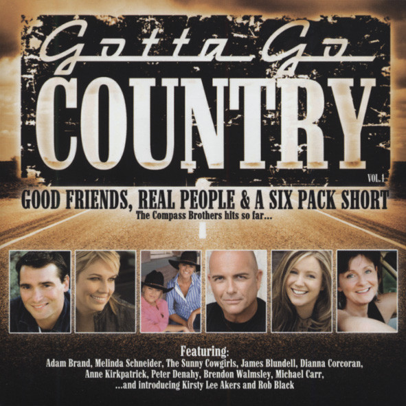 Gotta Go Country Vol.1