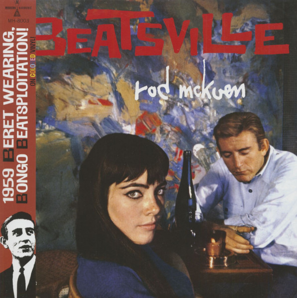 Beatsville (LP, Colored Vinyl)