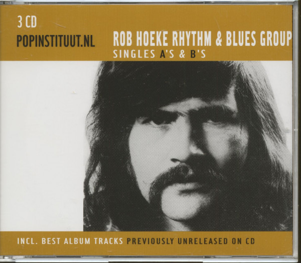 Singles A's & B's (3-CD)