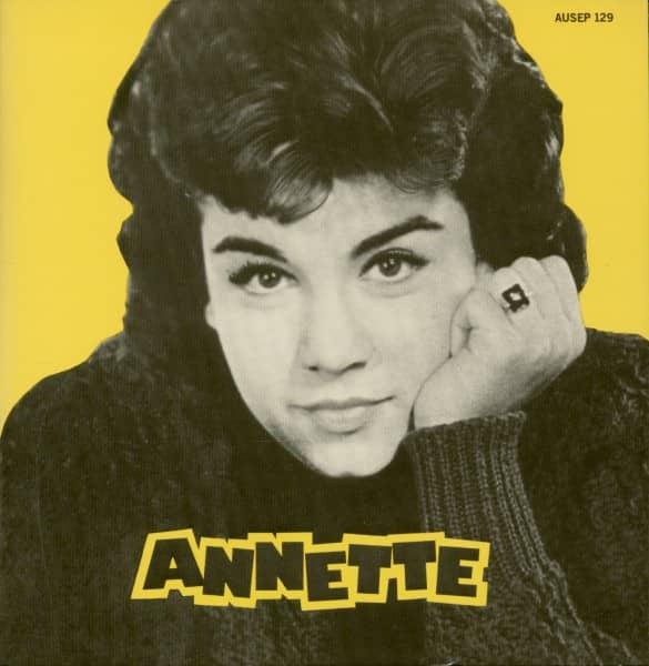 Annette Vol.2 (7inch, 45rpm, SC)