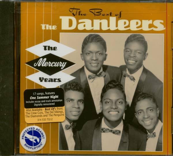 The Best Of The Danleers (CD)