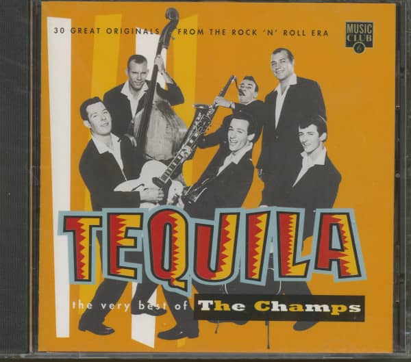 Tequila - The Very Best Of The Champs (CD)