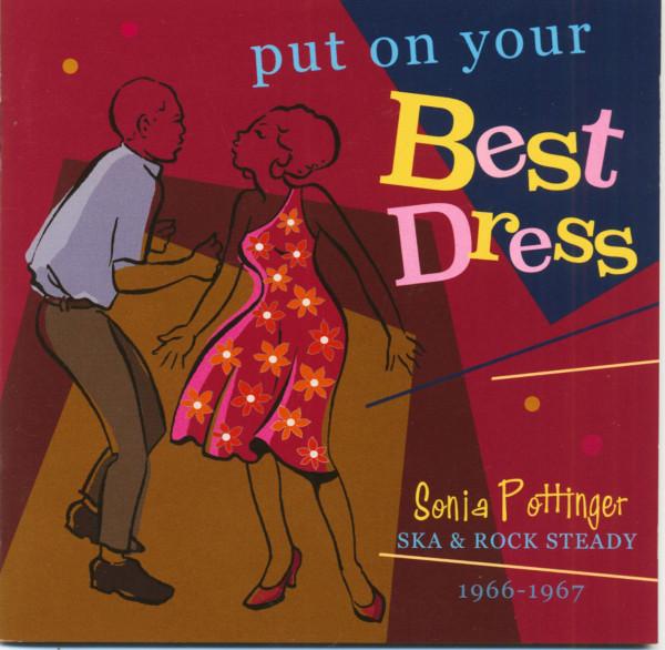 Put On Your Best Dress - Sonia Pottinger Ska & Rock Steady 1966-1967 (2-CD)