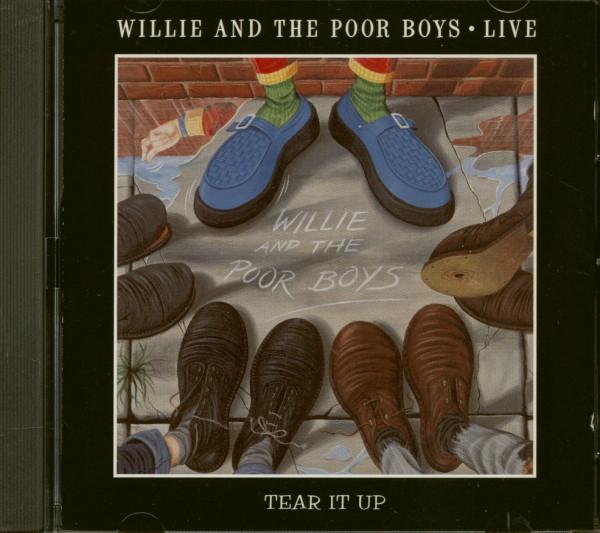 Tear It Up (CD)