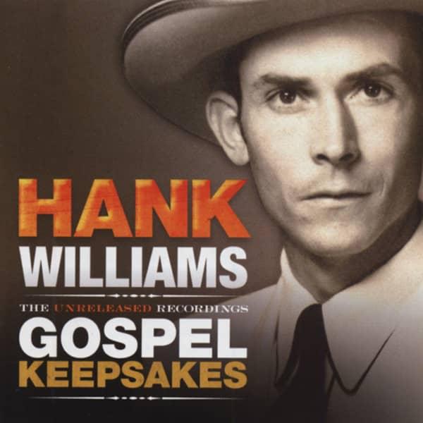 Gospel Keepsake - The Unreleased Recordings